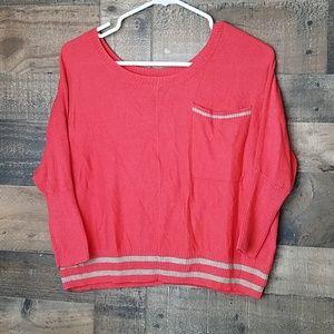 RACHEL Rachel Roy crop top sweater size small
